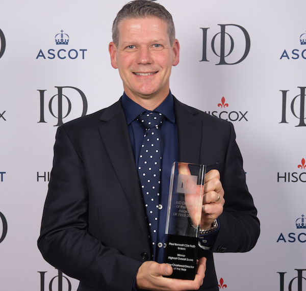 Institute of Directors Director of the Year Awards 2016